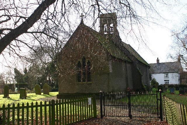 Lissett church