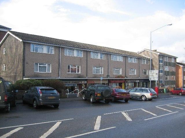 Shops on Binswood Street