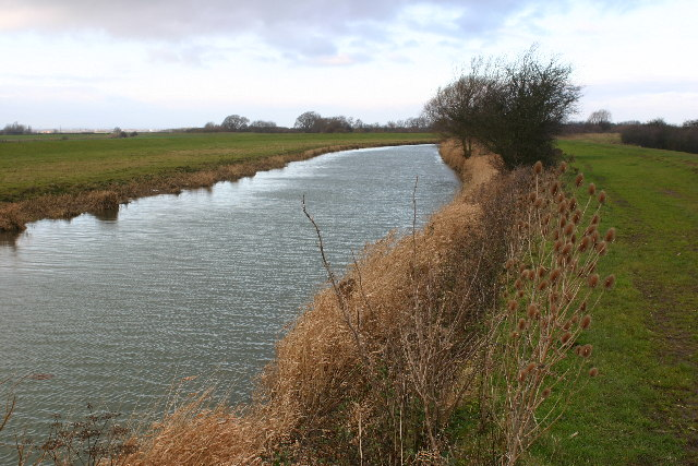 River Hull north of Beverley