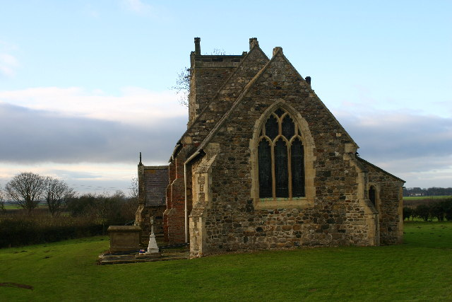 Long Riston church