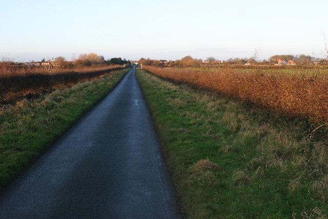 Lane into North Frodingham