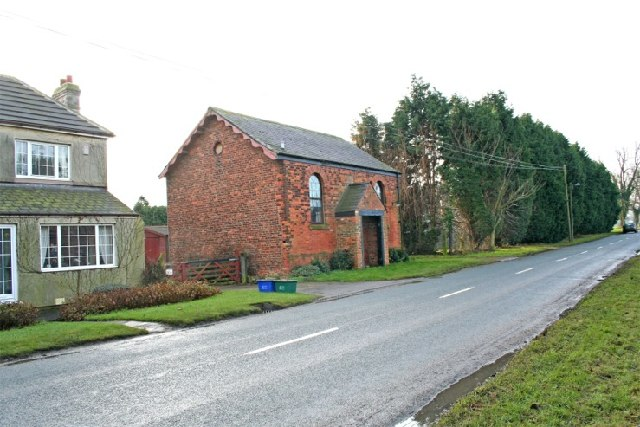 West Haddlesy, The Old Methodist Chapel