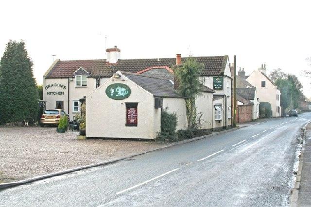 West Haddlesy, George and Dragon Inn