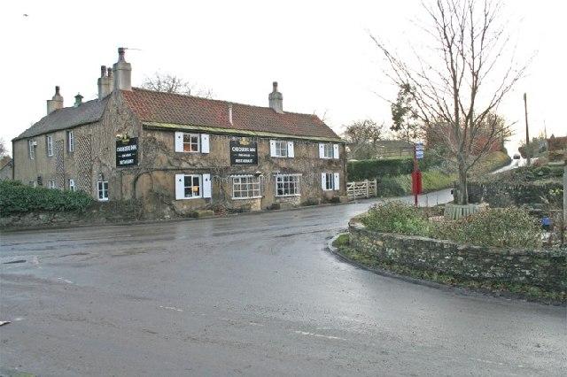 Ledsham Village, Chequers Inn