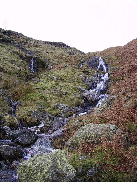 Waterfalls Greenburn