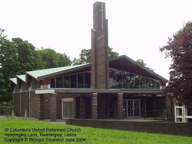 St Columba's United Reformed Church, Headingley Lane, Headingley, Leeds