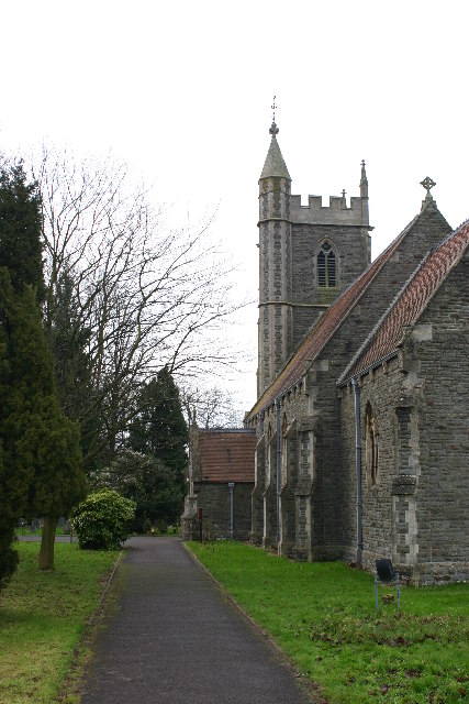 Alveston church