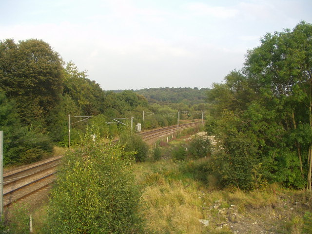 Site of Newlay Station, Newlay, Leeds
