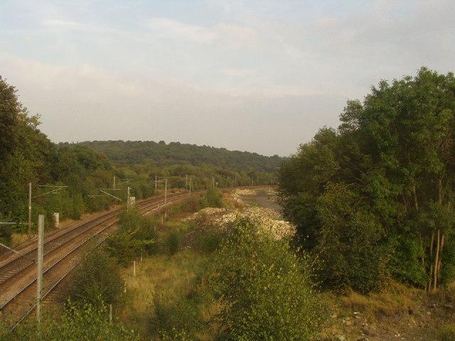 Former Newlay Station, Newlay, Leeds