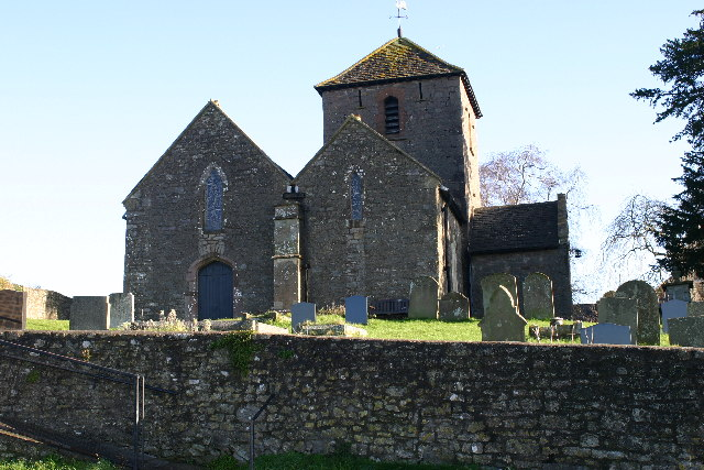 Penhow church