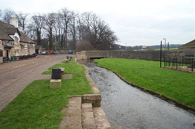 Stream at Nether Langwith