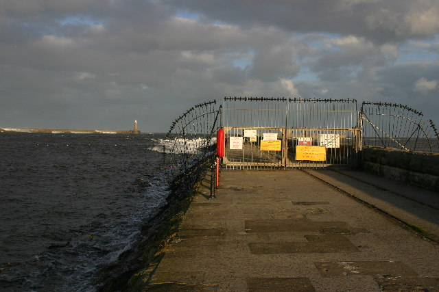 South Pier at South Shields
