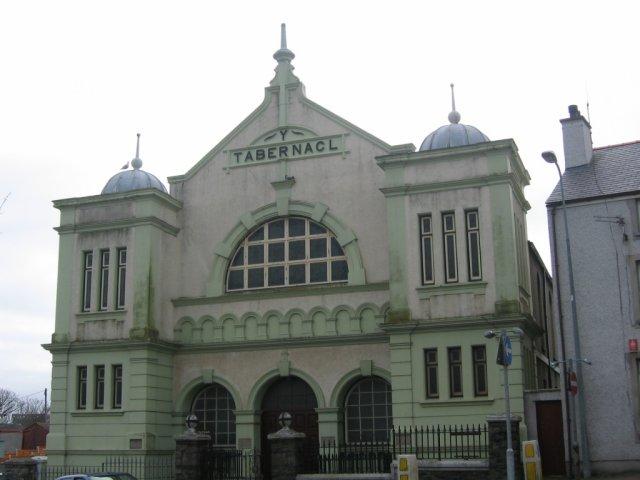 Capel Y Tabernacl, Thomas Street