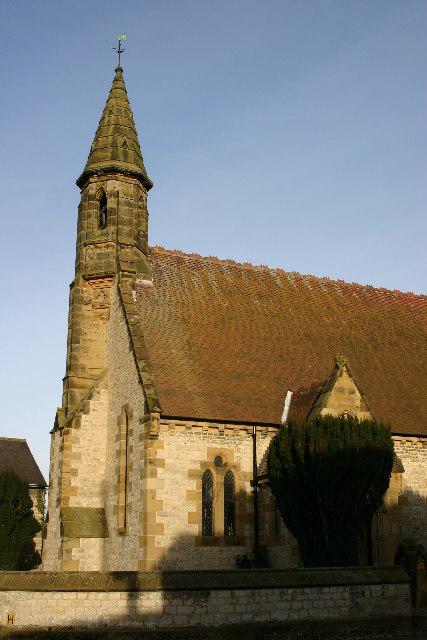 Harome church