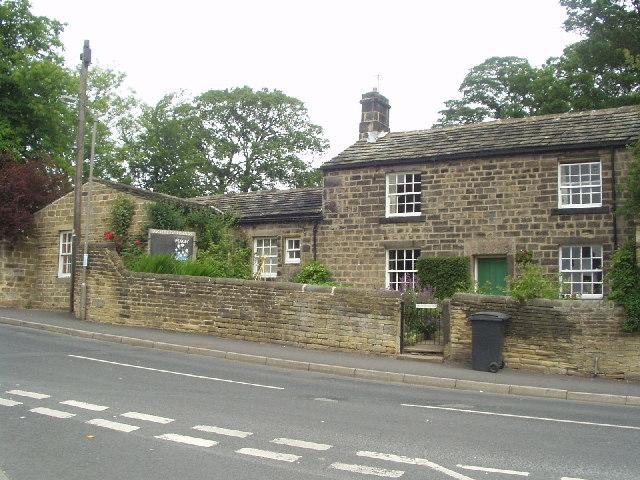 Quaker Cottage, Quakers Lane, Rawdon