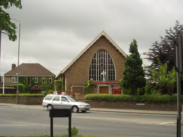 St Peter and St Paul RC Church, New Road, Yeadon
