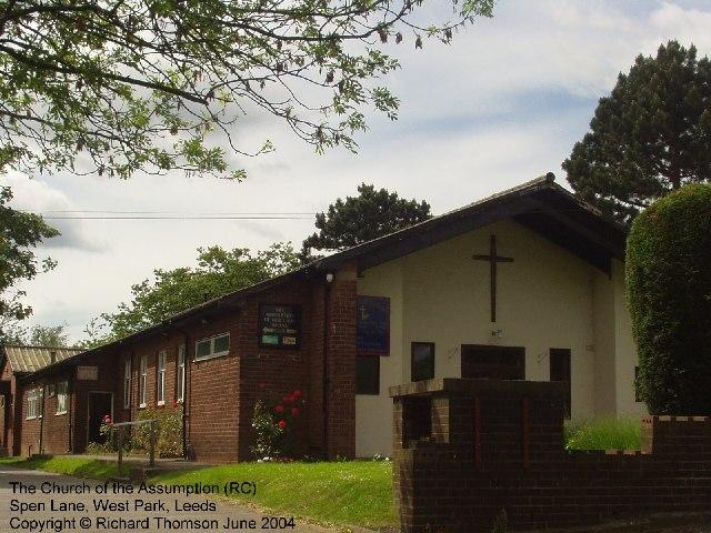 The Church of the Assumption (RC), Spen Lane, Leeds
