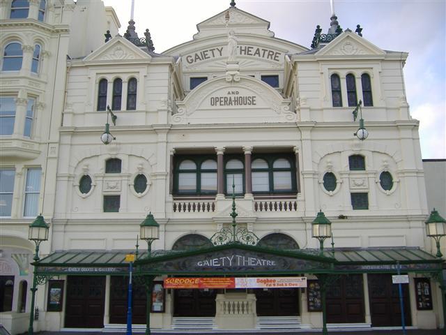 Gaiety Theatre Douglas