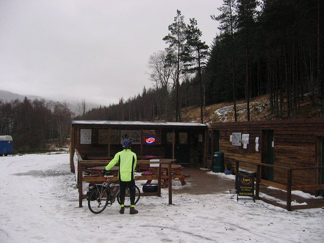 Strathmashie Forest: Wolftrax