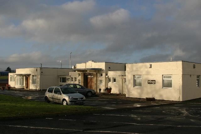 Aero Club, Wolsington (Newcastle International Airport)