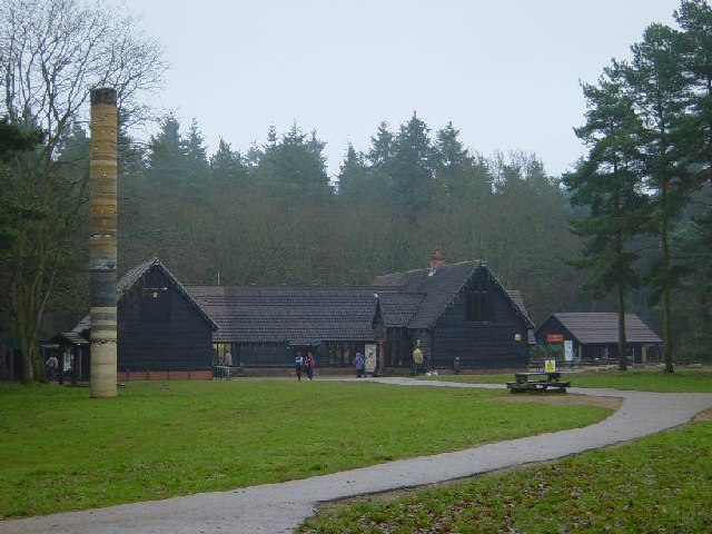 High Lodge Visitor Centre, Thetford Forest