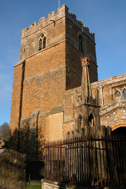 Ilmington church