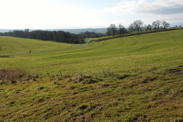 View from Knowlands Hill