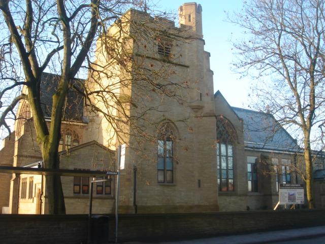 St. Anne's church, Hindsford