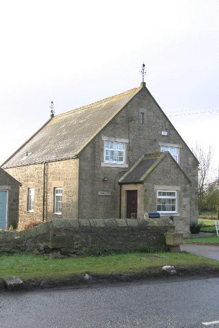 Former Presbyterian Chapel, Black Callerton