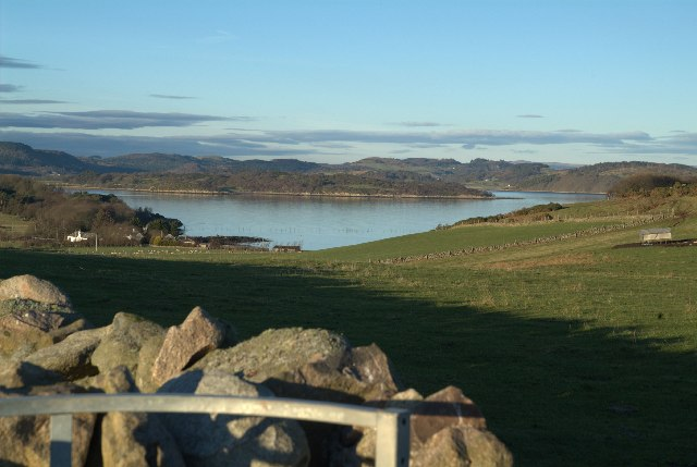 View of Torr Point