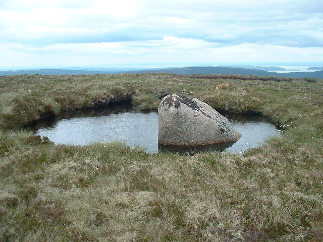 Stone and Bog Pool