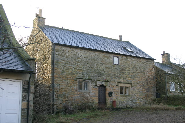 Rebellion House, High Callerton