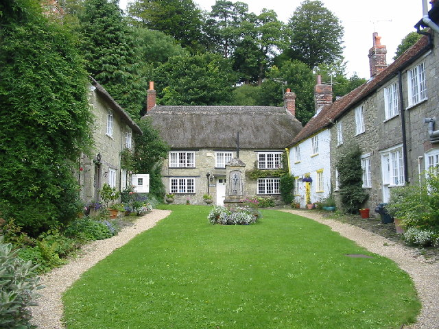 The pumpyard, St James, Shaftesbury Dorset