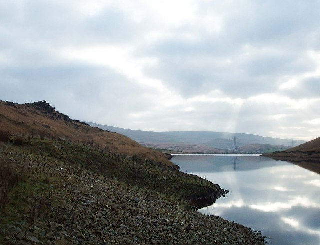 Higher Chelburn Reservoir