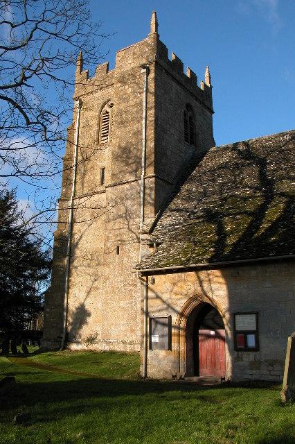 Ebrington church