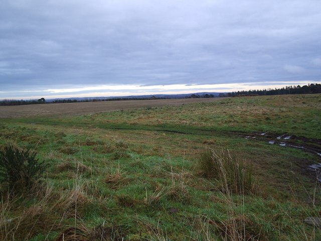 Farm Land on the Scotsburn to Tain Road