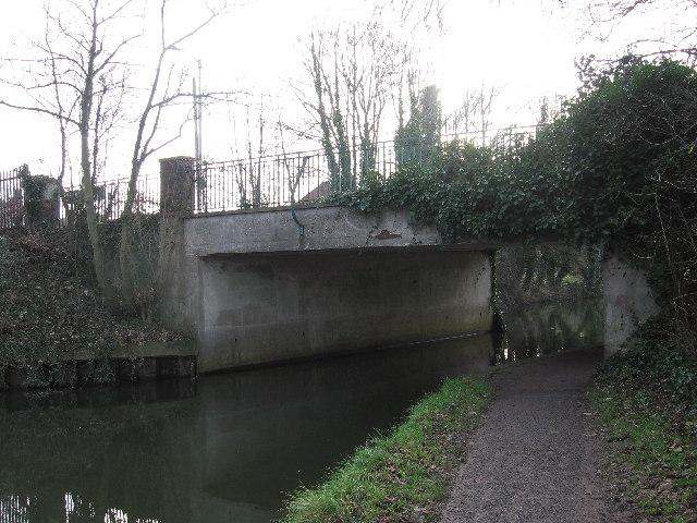 Bridge over River Soar