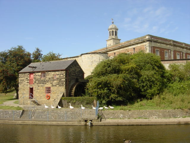 Water Mill, York Castle Museum