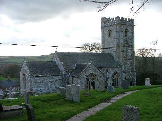 St Mary's Church, Litton Cheney, Dorset