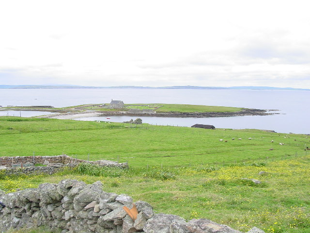 Kirk Ness, Whalsay