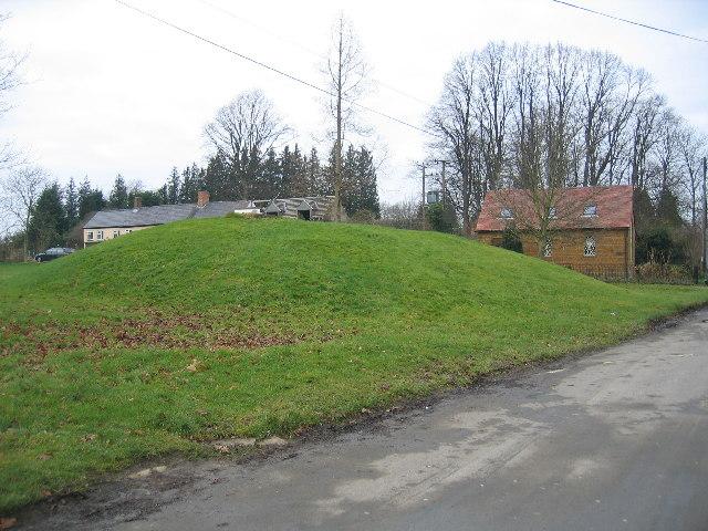 Mill Mound, Butlers Marston