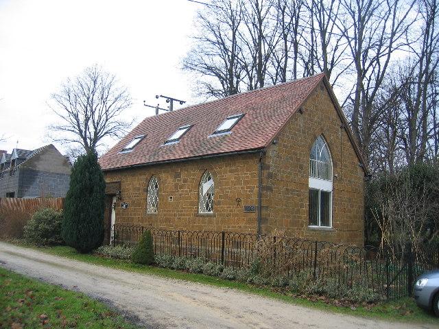 Old Wesleyan Chapel, Butlers Marston