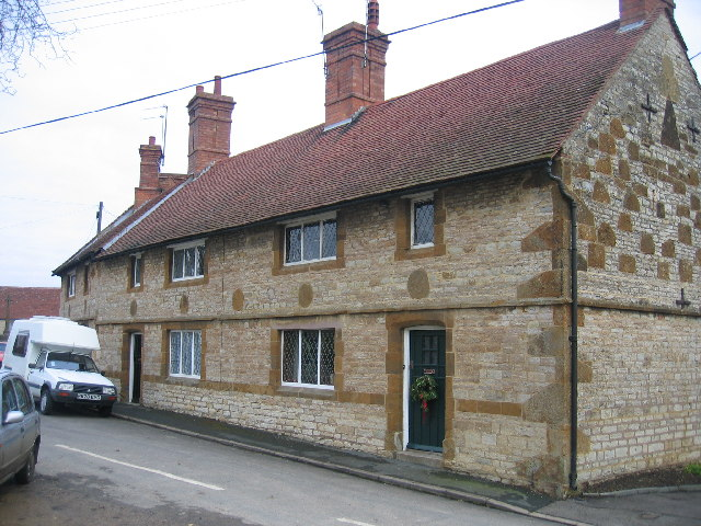 Row of cottages, Butlers Marston