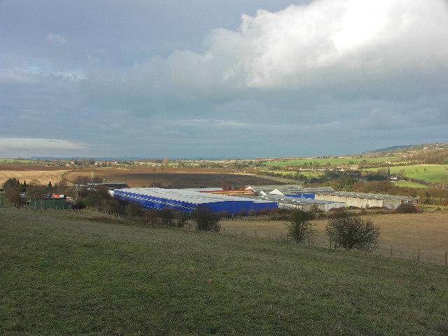 Molins Factory Site, Saunderton