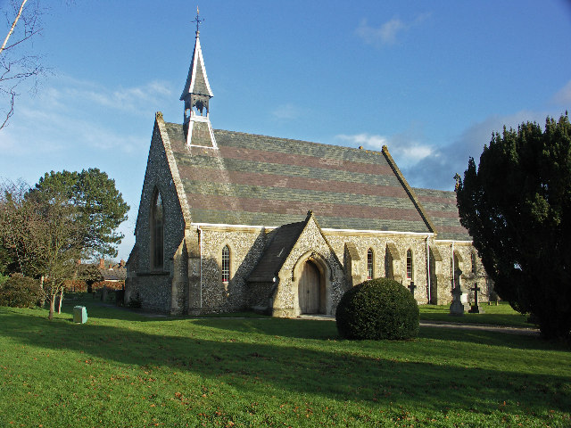 St Paul Church, Bledlow Ridge