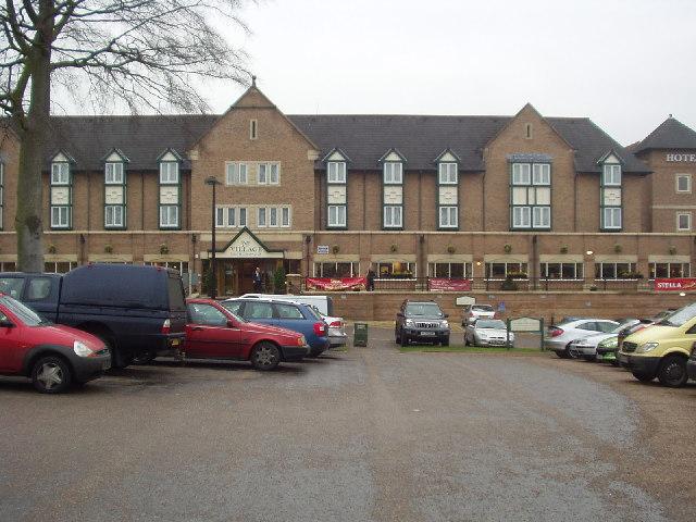 The Village Hotel, Otley Road, Far Headingley, Leeds