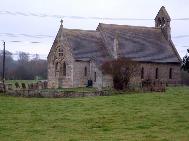 Shifford Chapel (December 2005)
