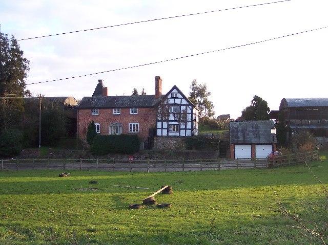 Lower Eggleton Court