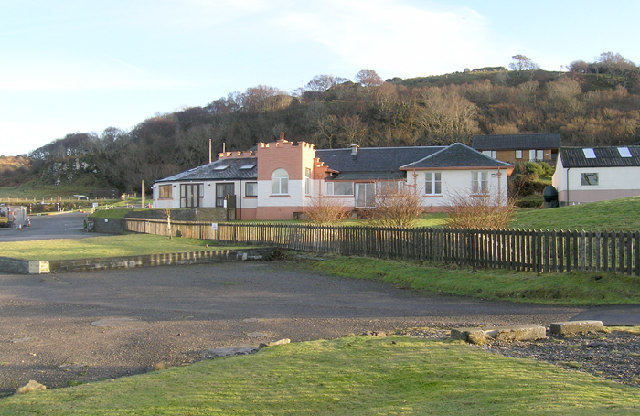 Small Holiday Hotel at Ganavan Sands