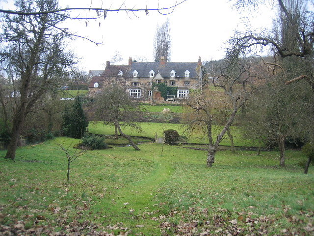 Mansion, Combrook